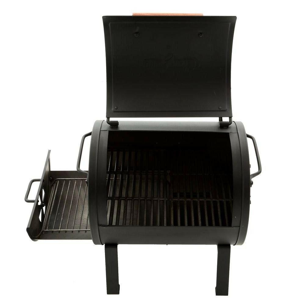 Char-Griller Fire Box Portable Grill Lightweight