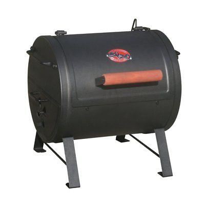 char griller side fire box table top