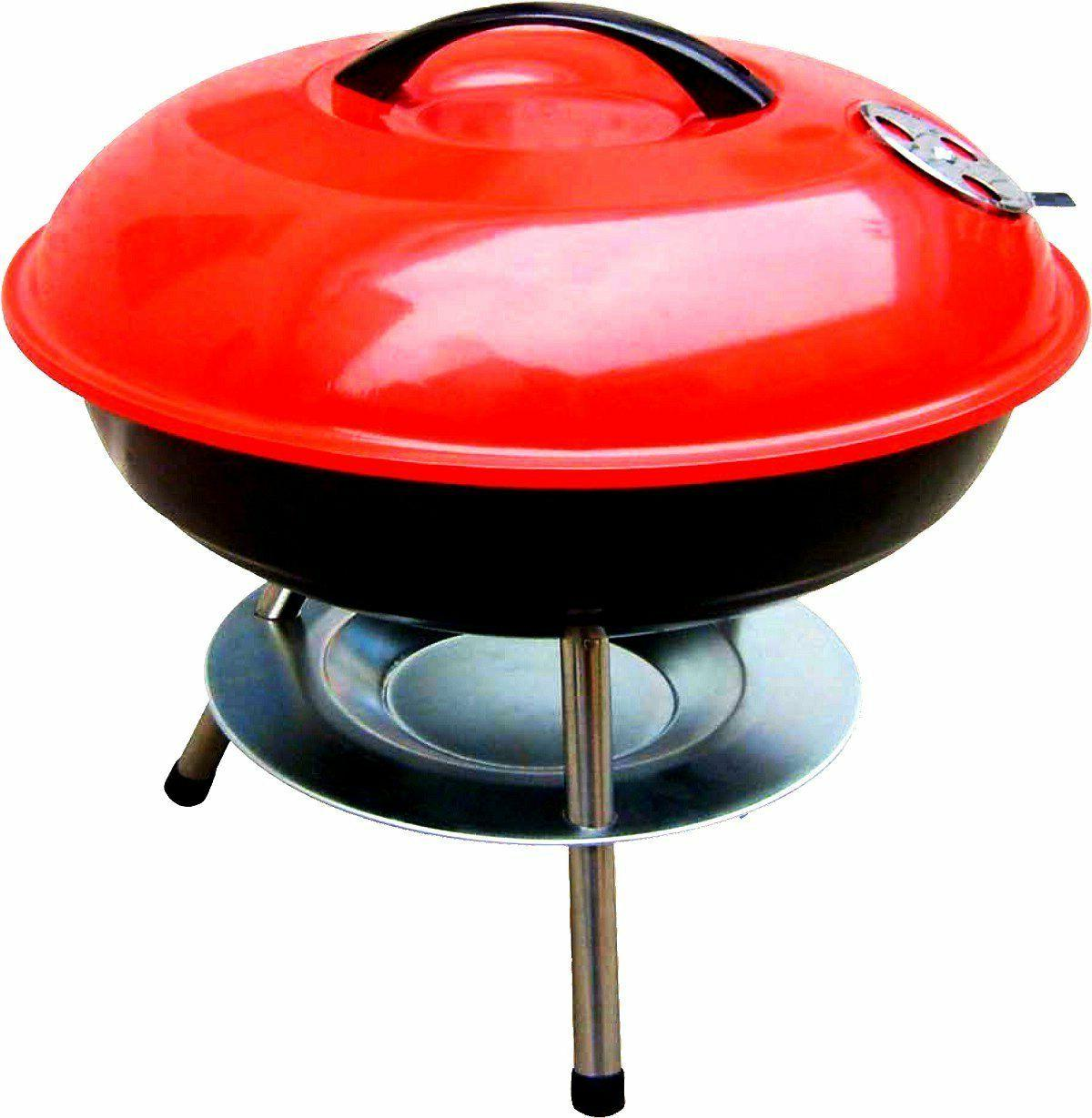 Charcoal Chrome Plated,Red, Inches