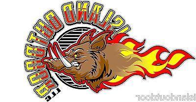 Charcoal Basket Highland Longhorn Fire BBQ smoker