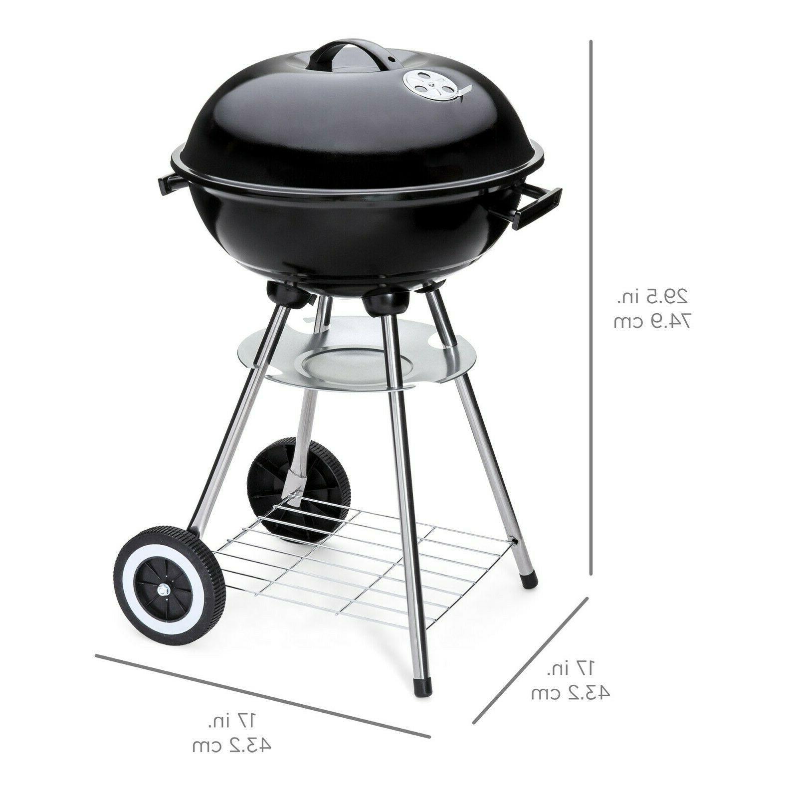 Charcoal BBQ Weber Jumbo Joe 18-Inch Kettle Grill