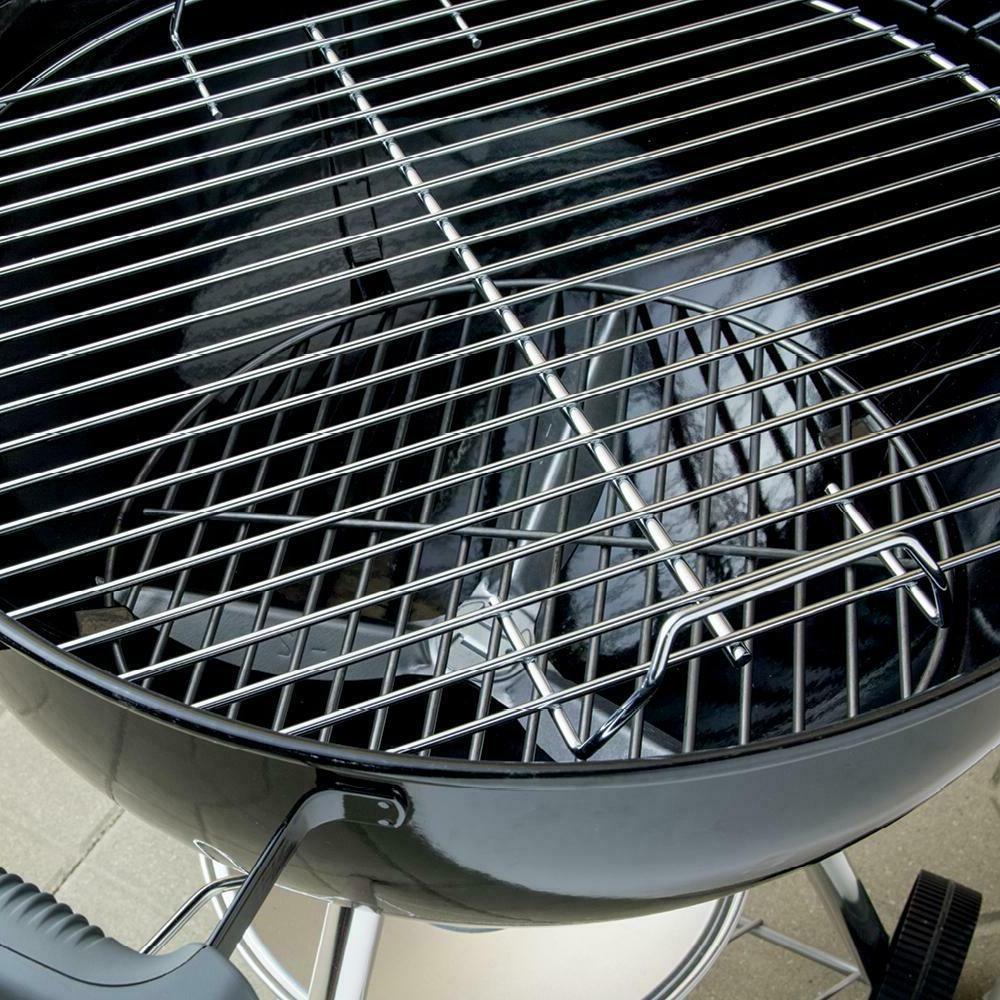 Charcoal BBQ Jumbo Joe Grill Black Premium