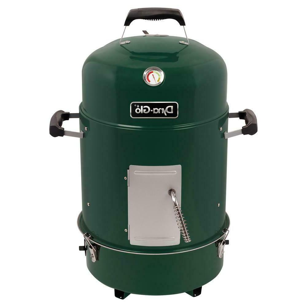charcoal bullet smoker barbecue bbq grill outdoor