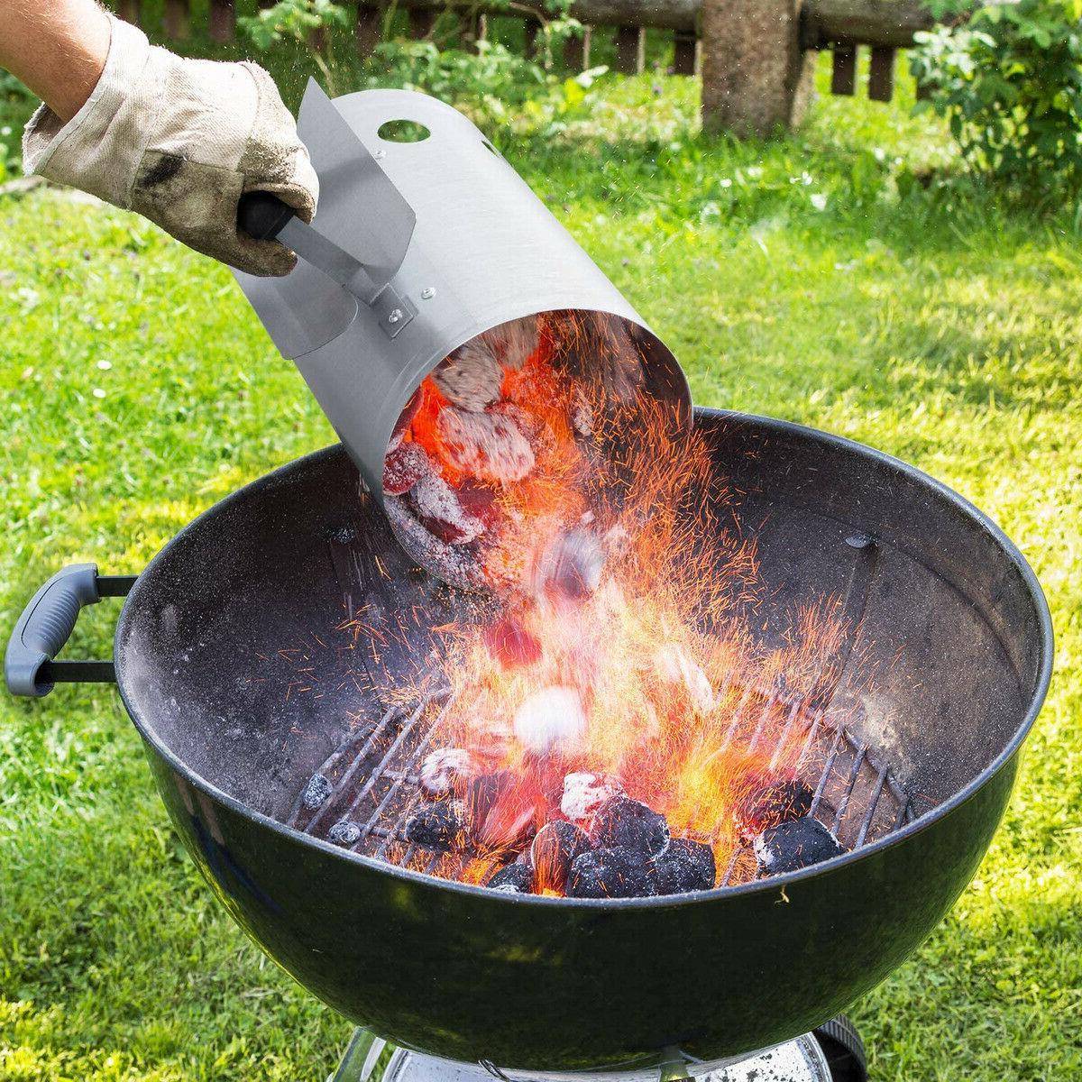 BEAU JARDIN Charcoal BBQ