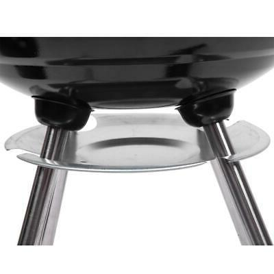 Charcoal BBQ Smoker Backyard Outdoor