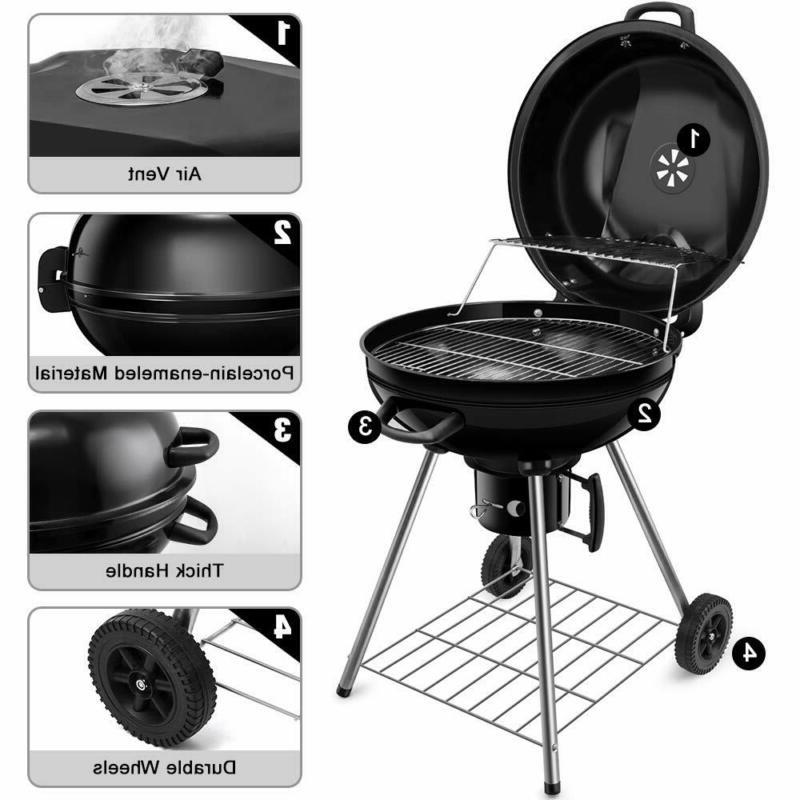 BEAU Charcoal 22.5 Diameter Cooking Grate O