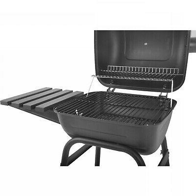 New Quality 26 Inch Mini BBQ Grill with Side