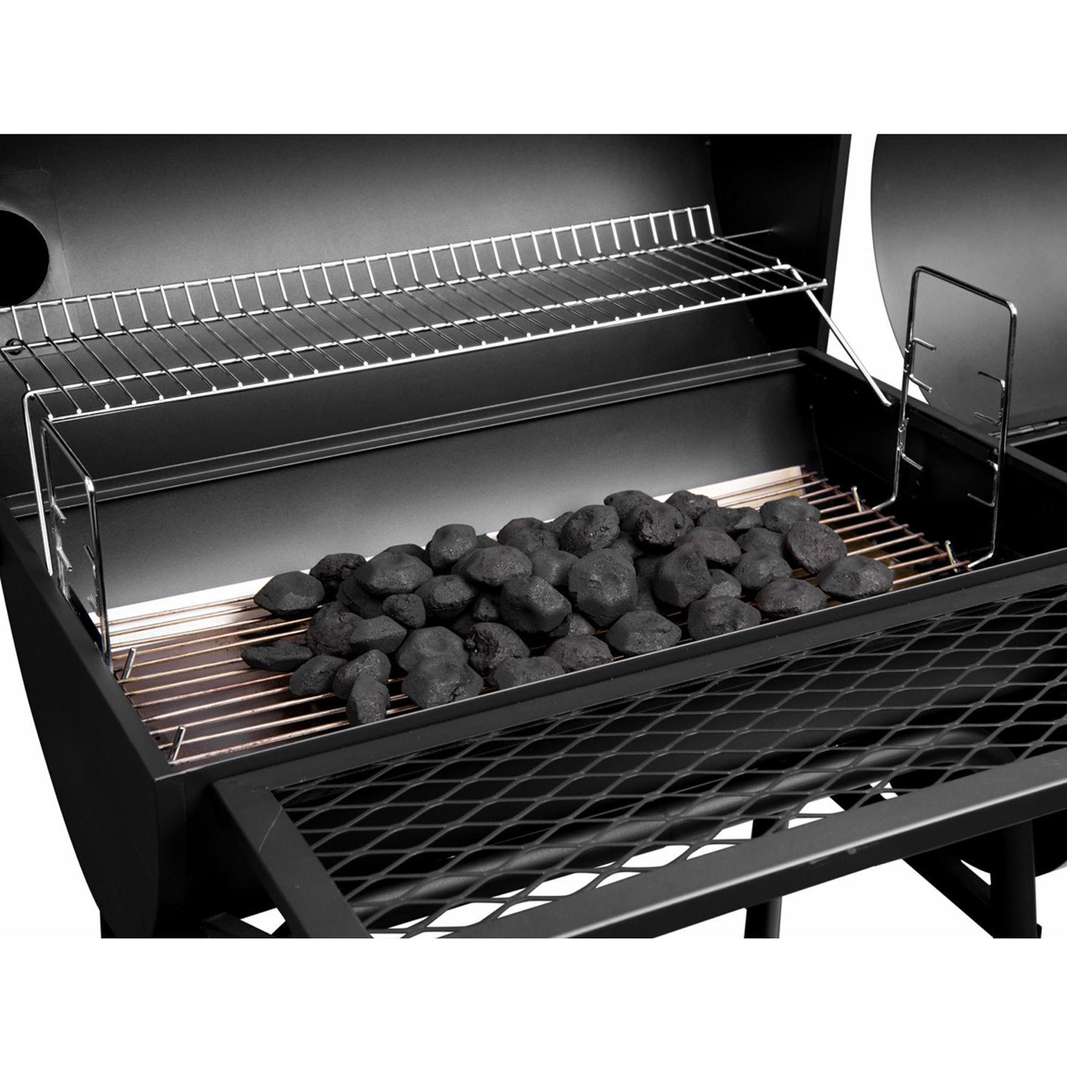 Royal Gourmet Charcoal Grill with Backyard Cooking 30""