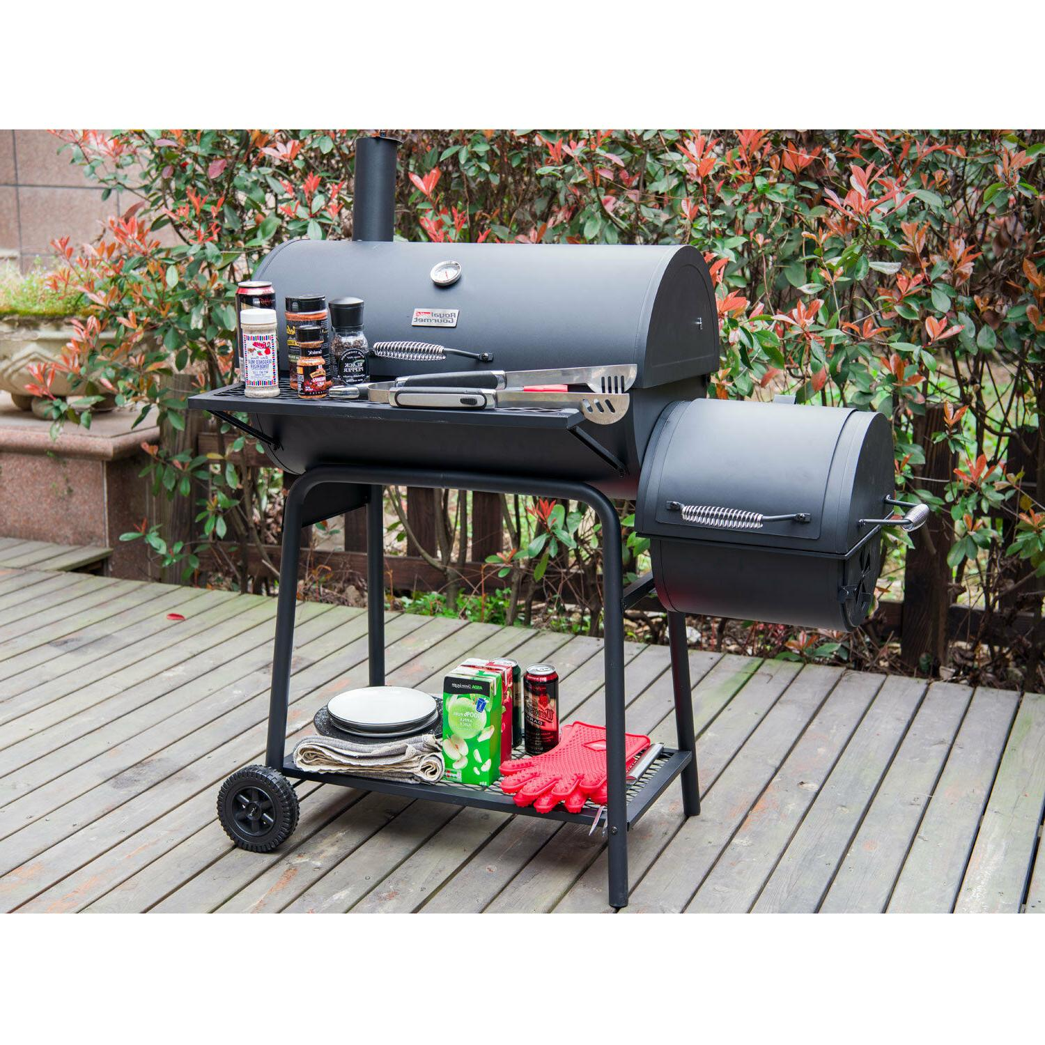 """Royal Gourmet Grill with Backyard Cooking 30"""""""