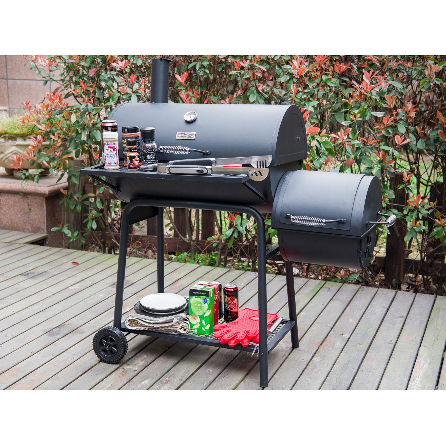 Royal Gourmet Grill with Backyard Cooking 30""