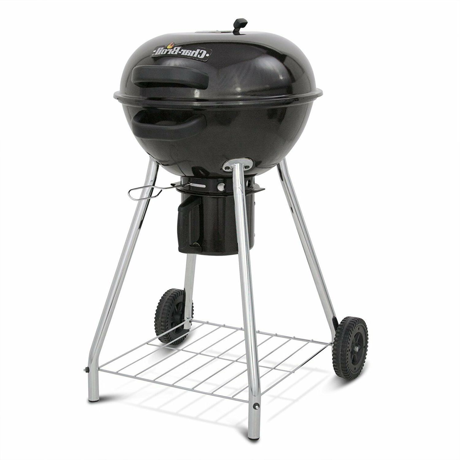 *NEW* Char-Broil 18.5-inch Charcoal Kettle Grill
