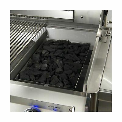 Charcoal/Smoker for Echelon A530 & Deluxe