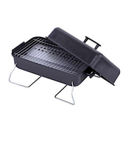 charcoal tabletop grill