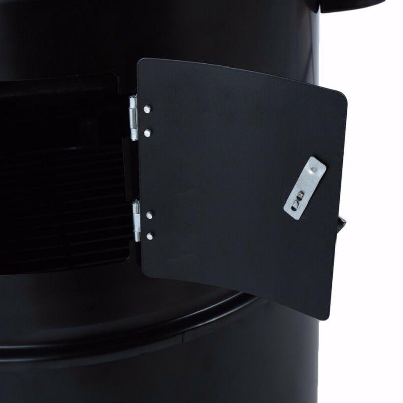 3 in Charcoal Vertical Roaster Outdoor