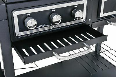 Combination Charcoal / Grill Barbecue BBQ