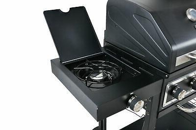Combination Grill Propane BBQ
