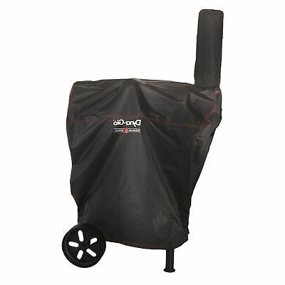 dg443cbc barrel charcoal grill cover