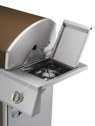 Dyna-Glo Series Propane Grill, 5