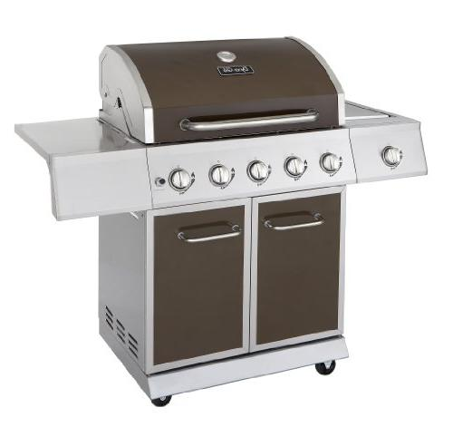 dge series propane grill