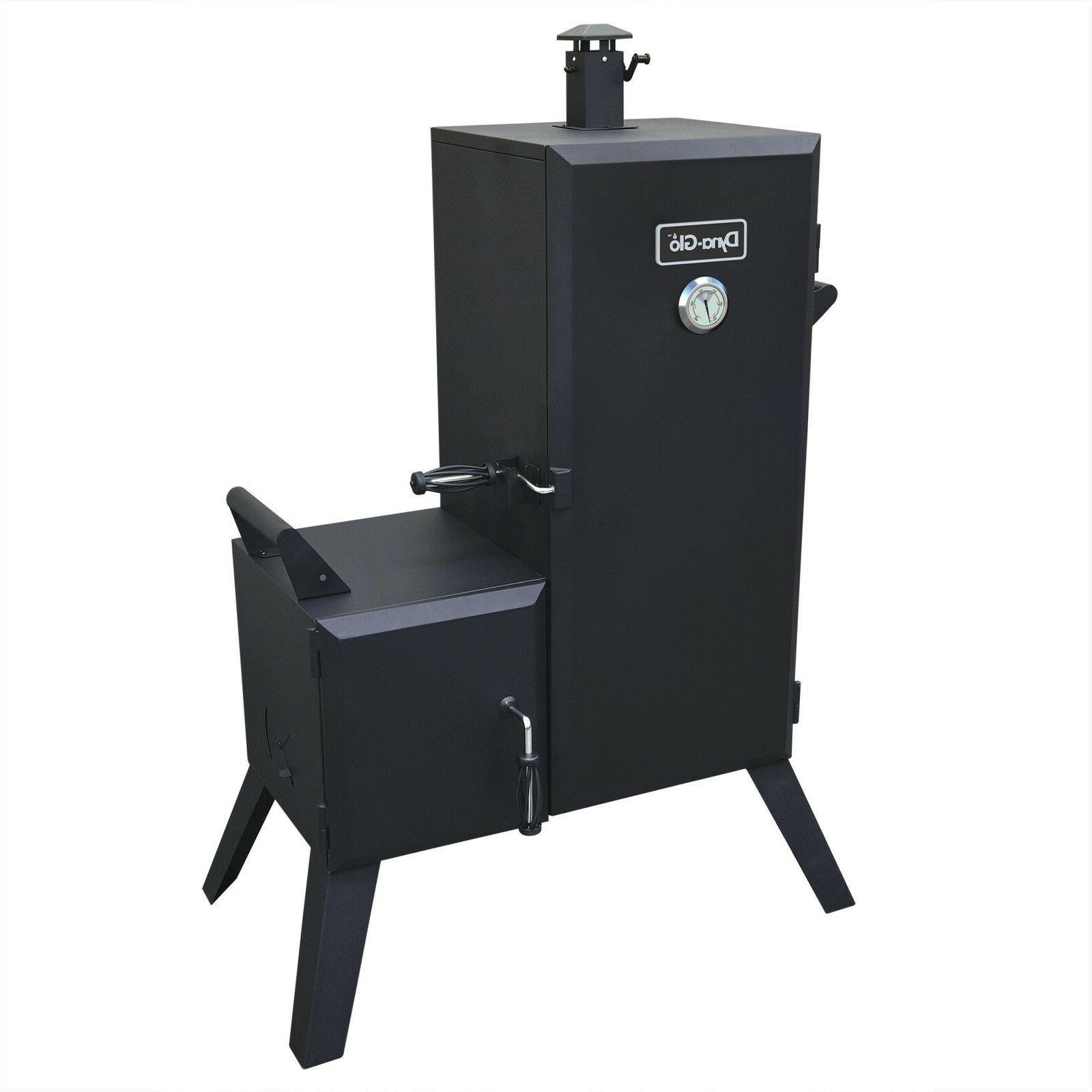 dgo1176bdc d vertical offset smoker