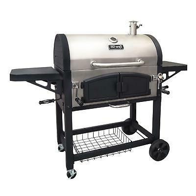 Charcoal Grill Barbecue Hamburger Picnic Smoker