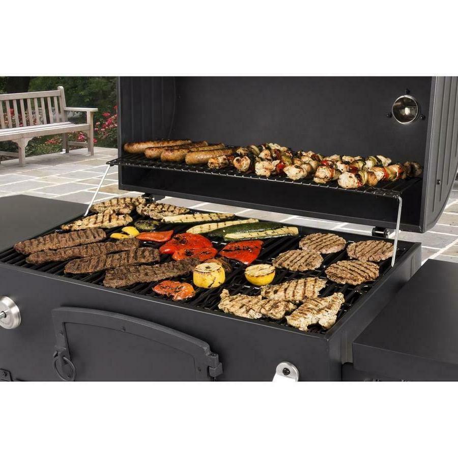Dyna-Glo Charcoal BBQ Extra Large Backyard Outdoor Cook
