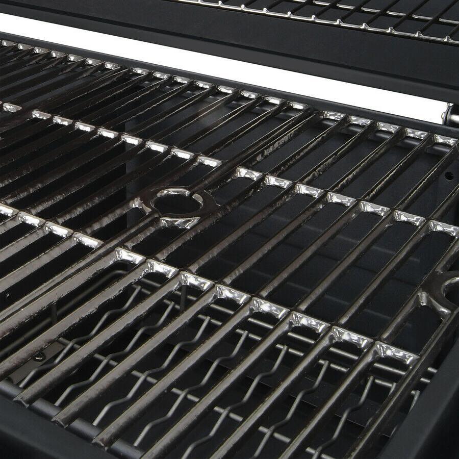 Dyna-Glo 32-in Charcoal BBQ Large Backyard