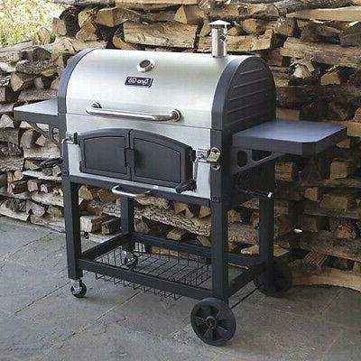 DYNA-GLO DGN576SNC-D 1-Burner Charcoal Grill