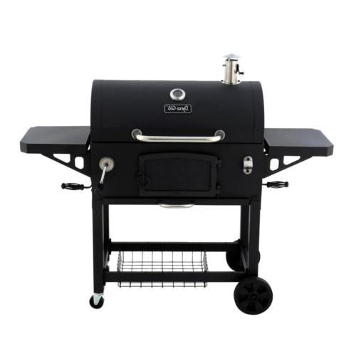 dyna glo heavy duty premium charcoal grill