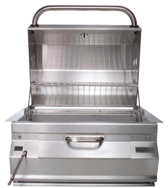 Fire Steel Charcoal Grill Inch