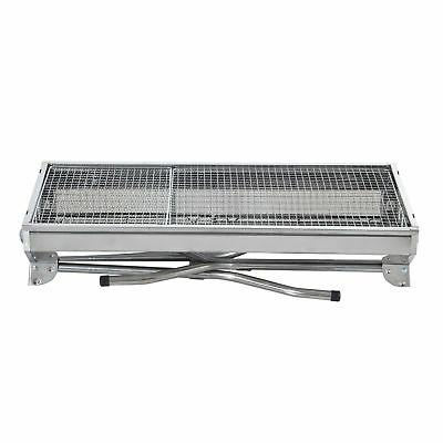 """Outsunny 29"""" Grill Stainless Steel Backyard Cooker"""
