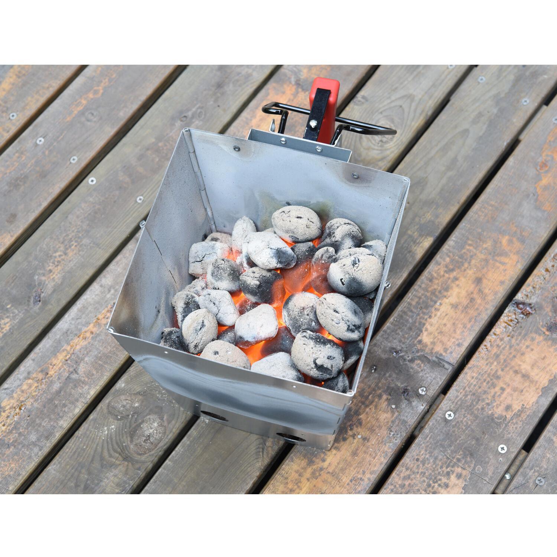 Chimney Starter Grill