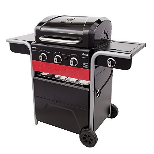 Char-Broil Propane and Grill