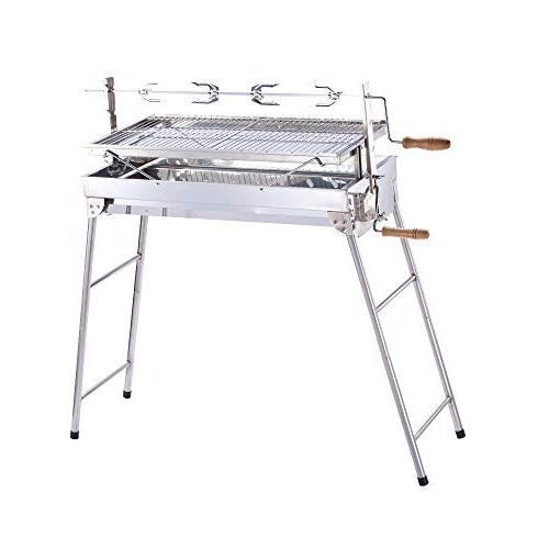 ALEKO Foldable Barbecue Bar