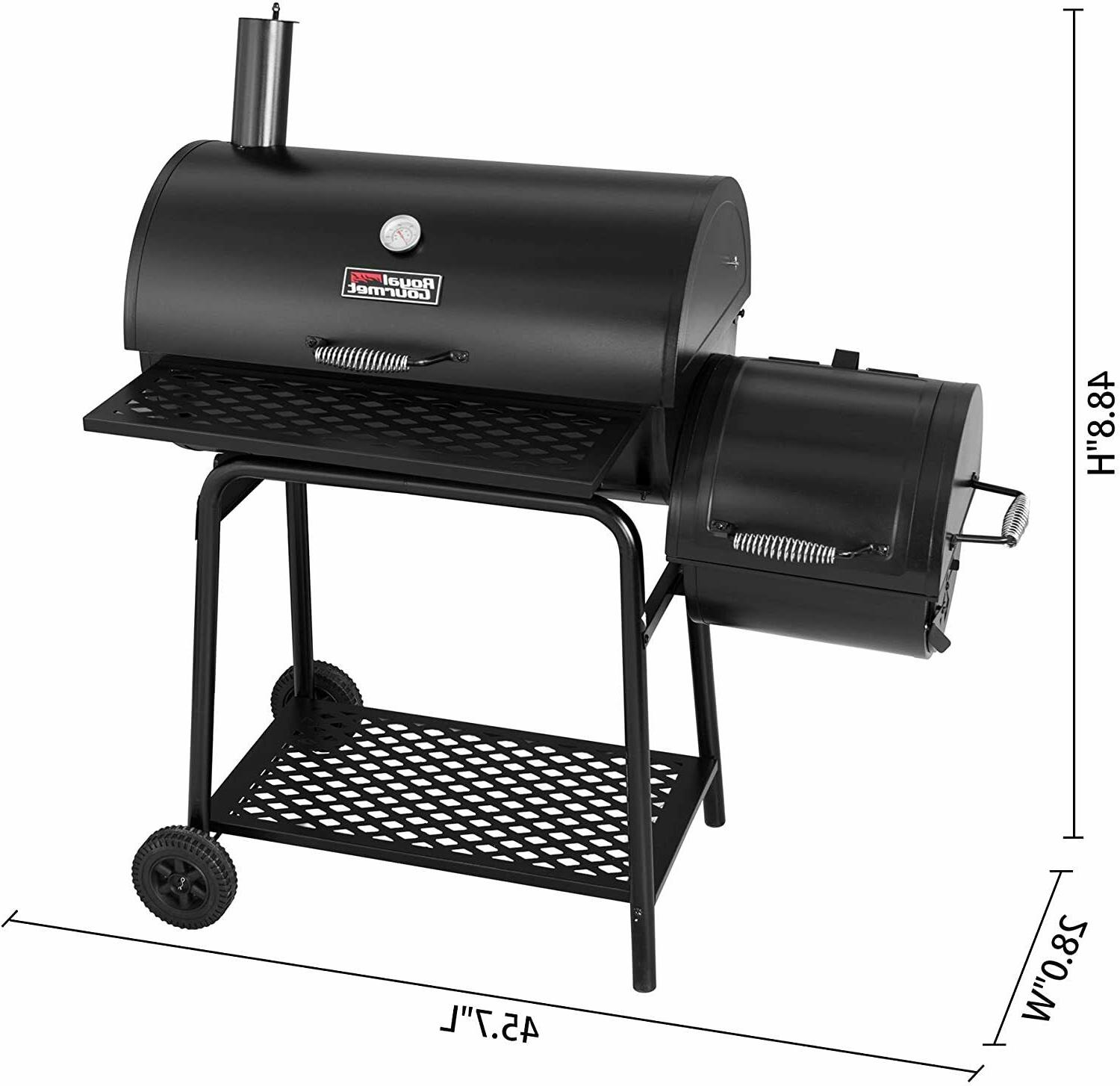 Royal Gourmet CC1830F Grill with Black