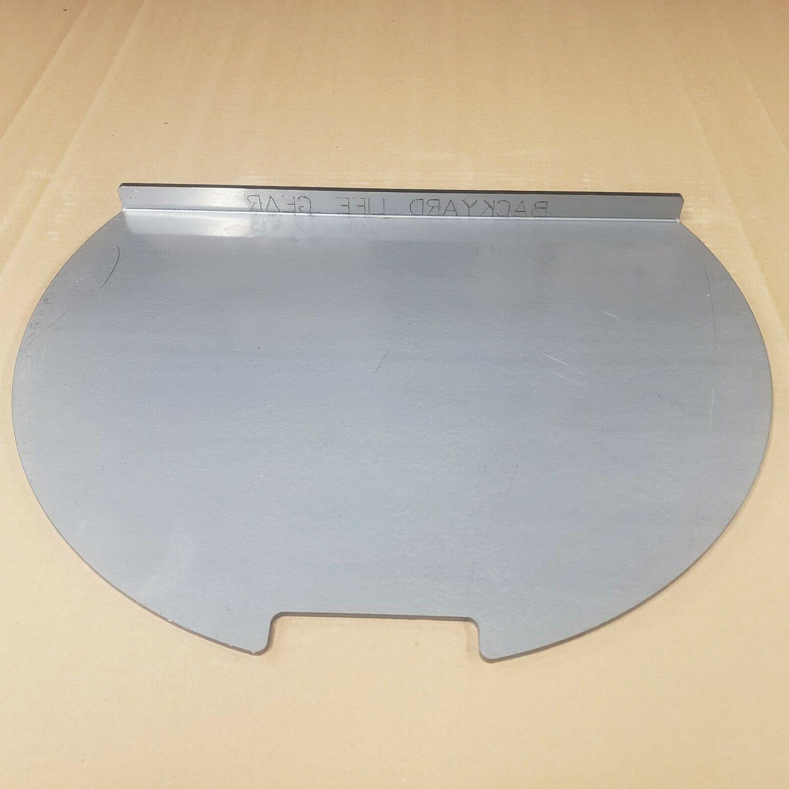 Griddle Plate Weber Kettle Grill 18-inch, 22-inch, 26-inch, 7