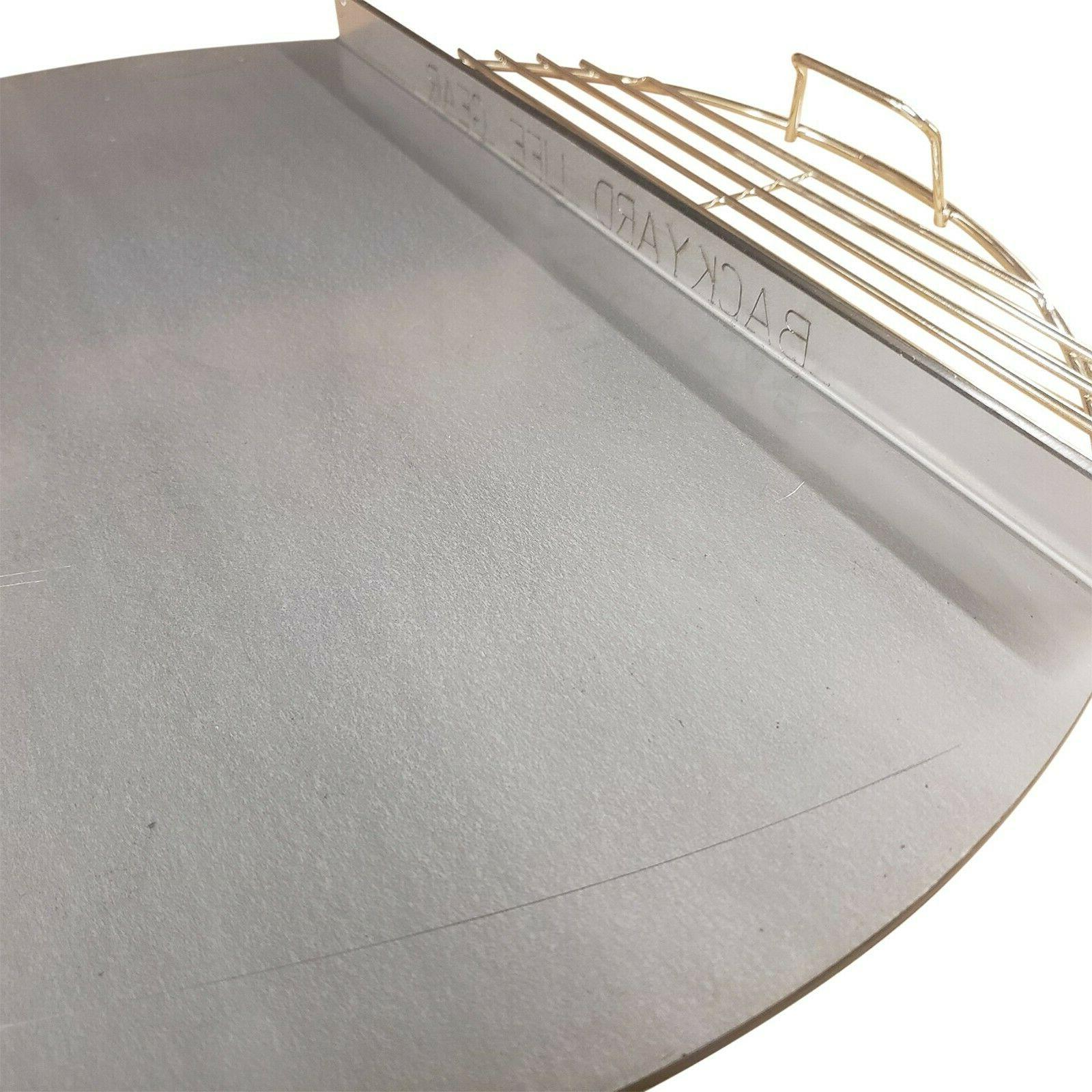 Griddle Kettle Charcoal Grill 18-inch, 22-inch, 7