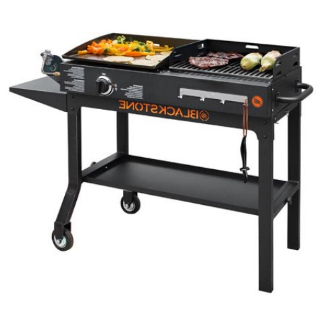 Charcoal Flat Top Gas Outdoor Cooking