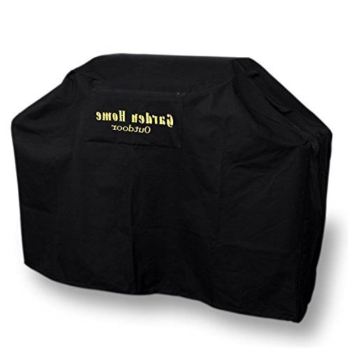 Grill Cover garden home Up Wide, Vents, hem cord - Heavy Duty burner BBQ grill Cover