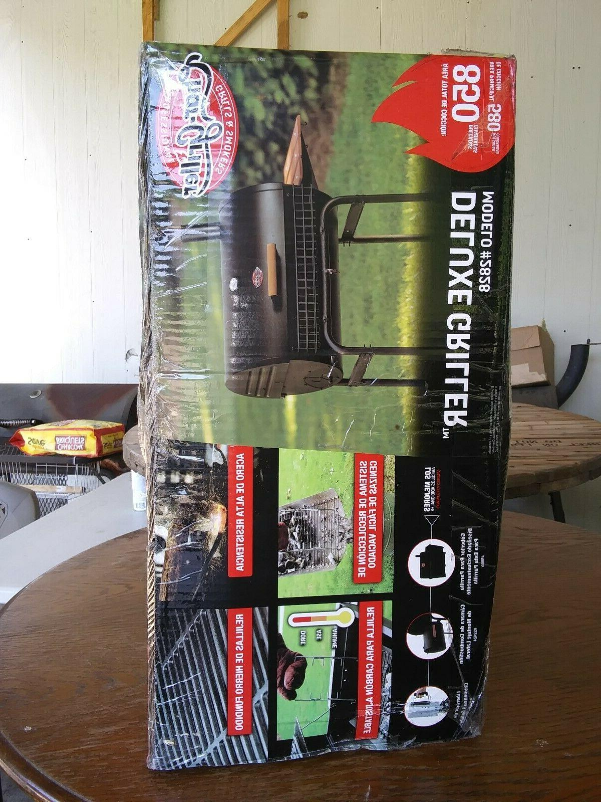 GRILL CHAR-GRILLER 2828 BRAND THE