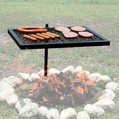 Texsport Heavy Swivel Grill for BBQ