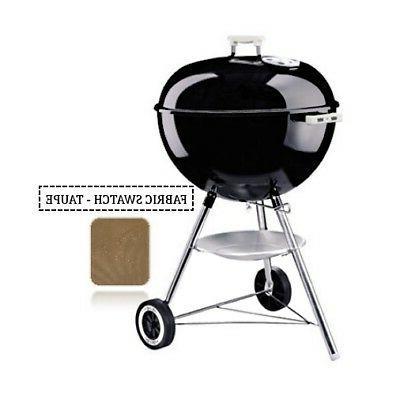 heavy gauge round kettle grill