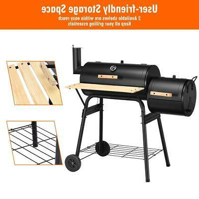 Home Grill Charcoal Barbecue Patio Meat