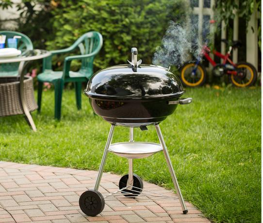 Weber Premium Charcoal Grill , New 100%