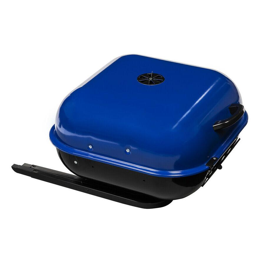 Kettle Charcoal Barbecue Cooking Tail Gate