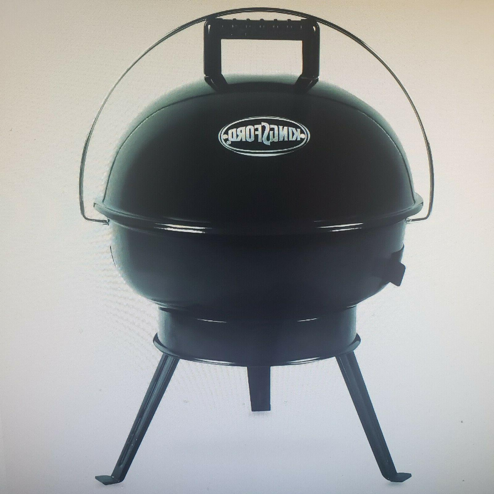"""Kingsford 14"""" Kettle Grill with Hinged Lid"""