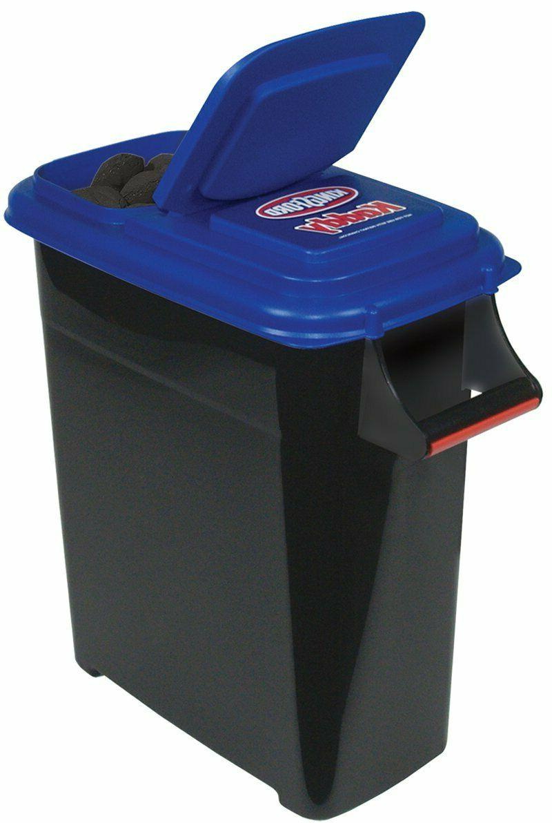 Kingsford Kadddy Grill Charcoal Dispenser 24lb Bag Container