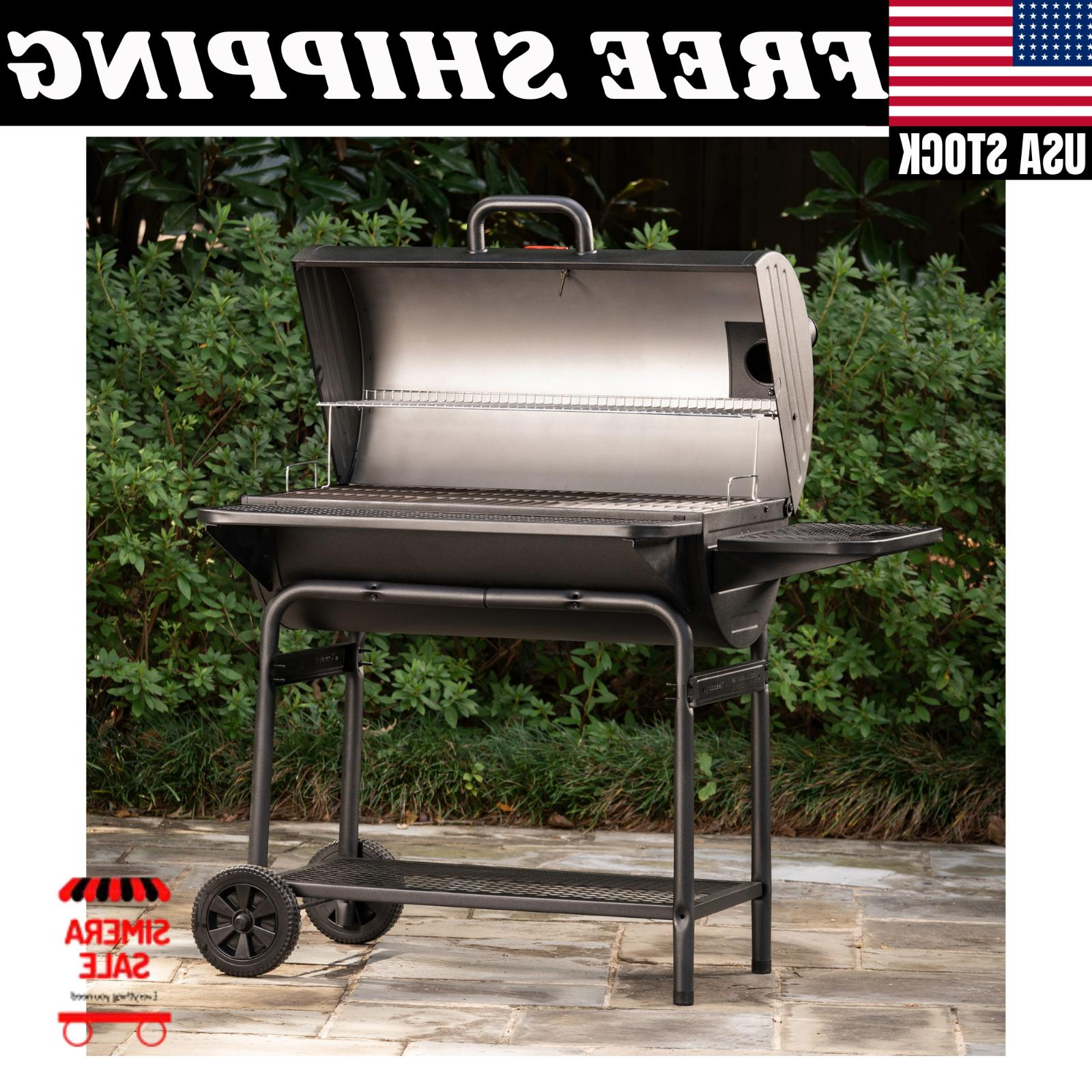 Large Grill Grills Backyard Cooker
