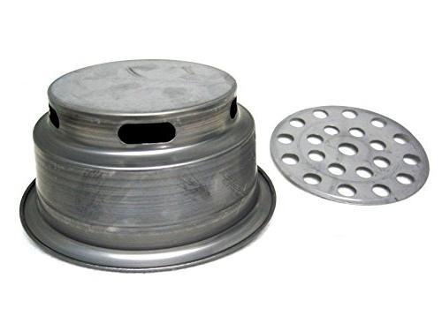 Metal Charcoal Basket Tools Camping