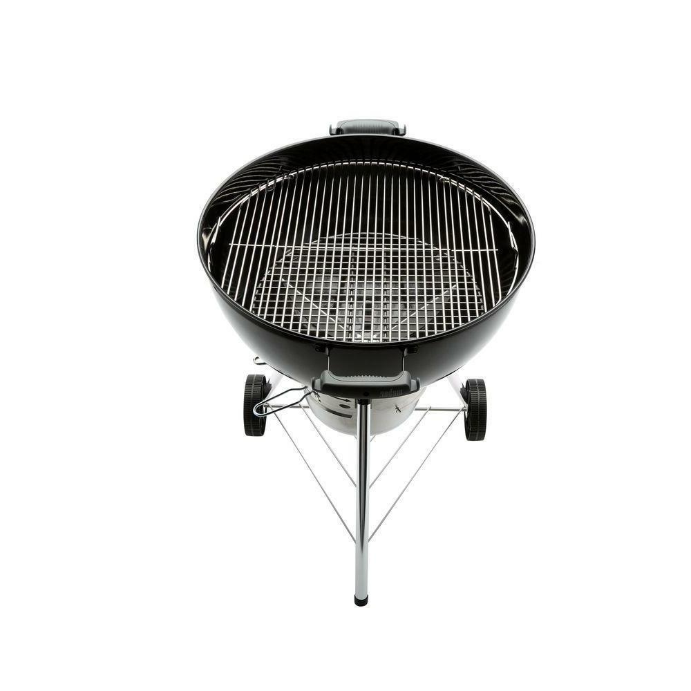 New Weber 14401001 Kettle Premium Grill 22-Inch Black